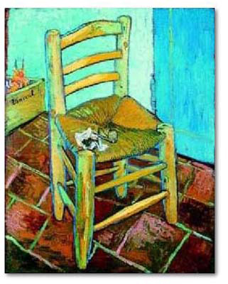 Chair and Pipe by Vincent Van Gogh02