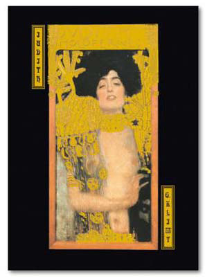 Judith and Holofernes by Gustav Klimt03
