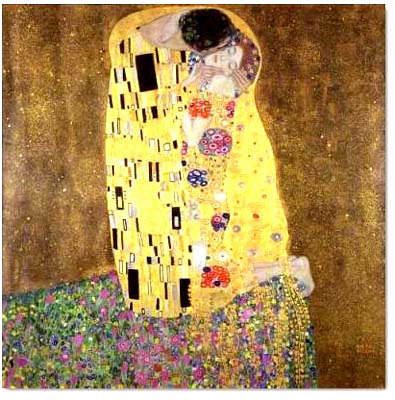 The Kiss by Gustav Klimt02