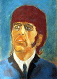 painting of ringo starr