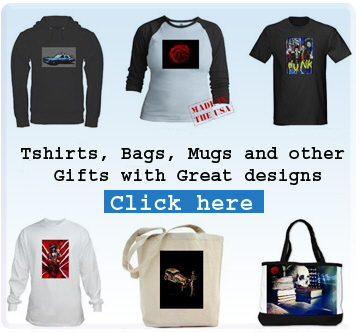 shop for gifts t shirts, bags, mugs