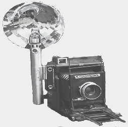 vintage camera with link to photographic  images