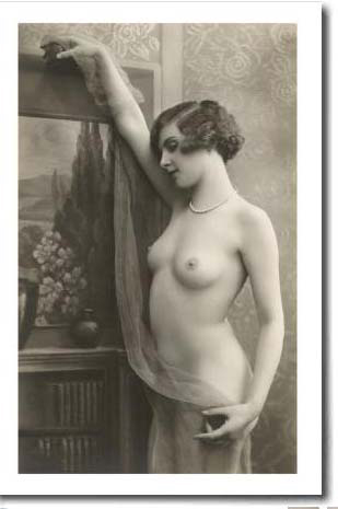 exotic vintage nude poster04