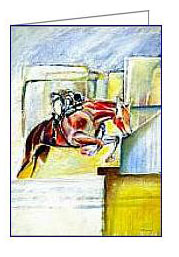 the equestrian card02